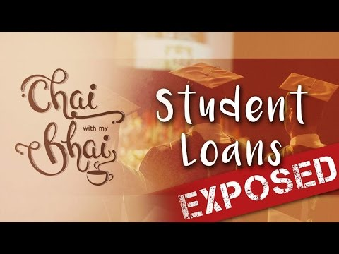 Student Loans Exposed || Chai With My Bhai [6]