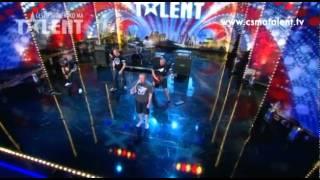 Brainscan | Česko Slovensko má talent 2011