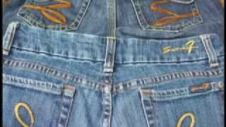 How to Identify Fake Designer Jeans Video Thumbnail