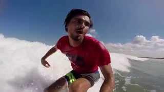 GoPro: Marlon Gerber – Bali 5.14.14 – Surf