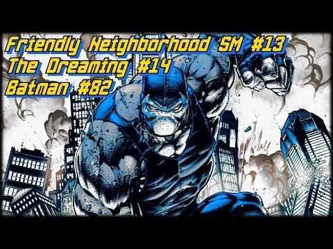Новинки 06.11: Batman #82, Friendly Neighborhood #13, The Dreaming #14