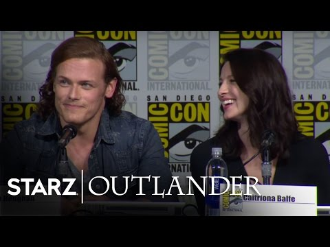 Outlander | San Diego Comic-Con 2015 Panel | STARZ