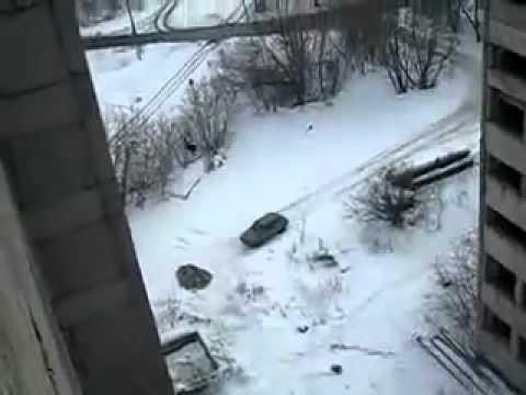 Schaukeln in Russland