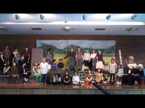 "Salisbury Central School 3rd Grade Presents: ""Our Town History"" March 1"