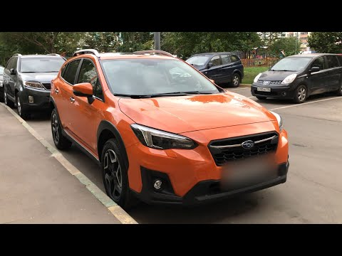 Позитивный Subaru XV