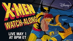 X-Men: The Animated Series Watch-Along!
