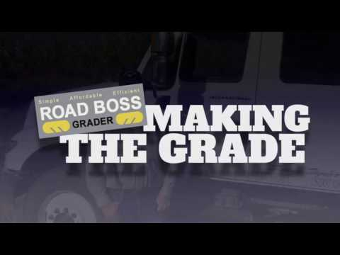 Road Boss Grader Construction Testimonial: Danny Taylor, Taylor Septic & Dozer Service