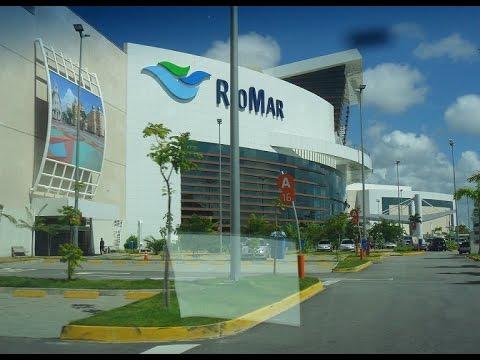 CONHECENDO O SHOPPING RIOMAR RECIFE