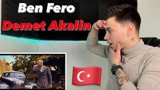 🇦🇱Albanian React to  Ben Fero - Demet Akalin   Turkish music 🇹🇷🔥 Resimi