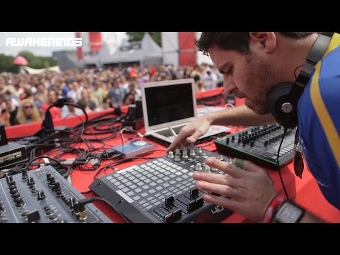 Gui Boratto Live @ Awakenings Festival 2014 Day 1