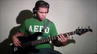Rojo - No Hay Condenación (Bass Cover)