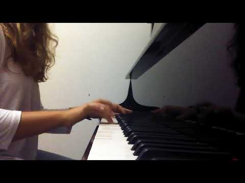 Into the Fire Piano Cover (Dokken)