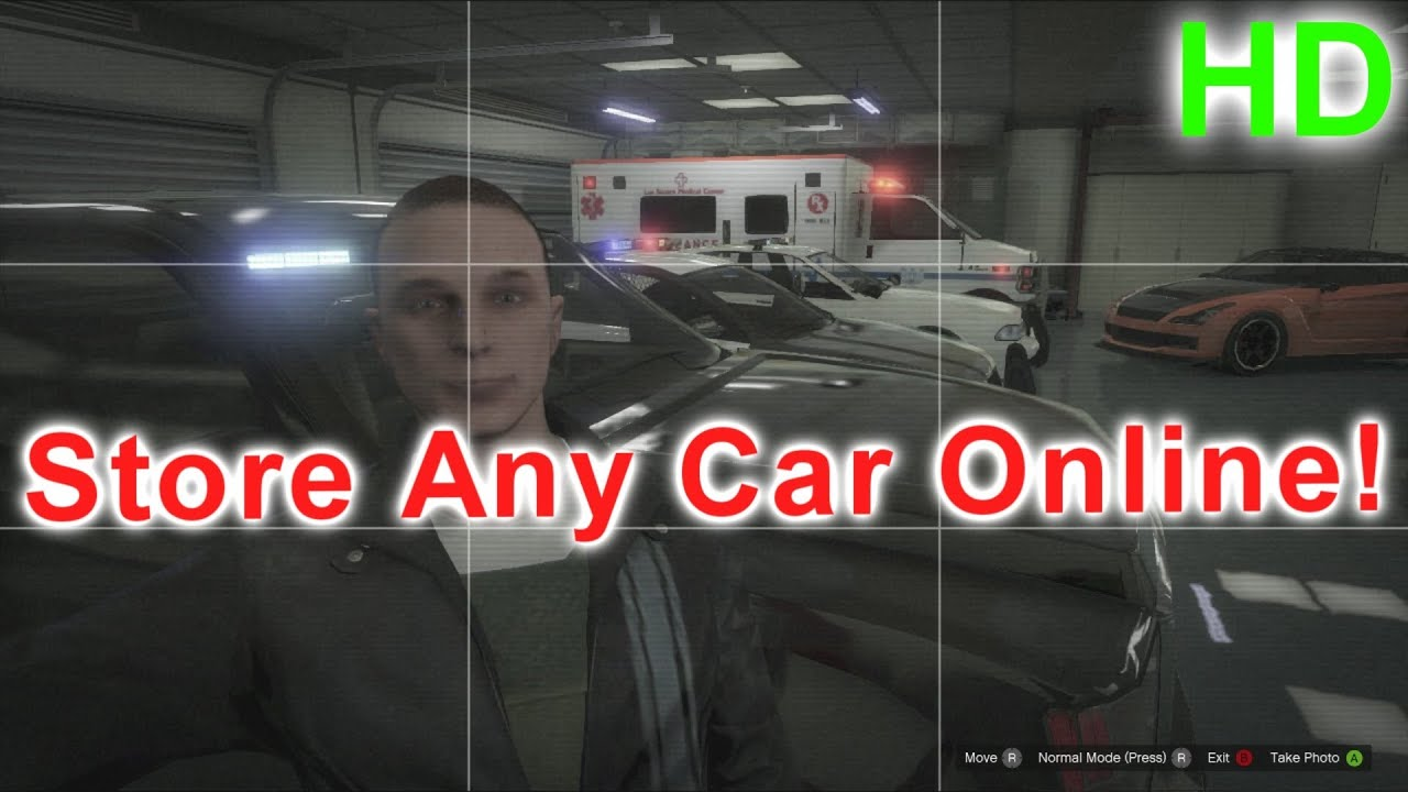 gta online store any car 2019