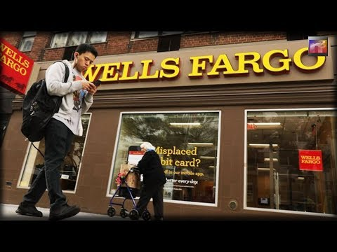 Wells Fargo DEVASTATED As Regulator Hands Down HISTORIC RECORD Fine For Breaking the Law