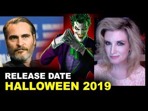 Joker 2019 Release Date - Joaquin Phoenix