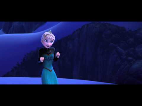 FROZEN - Annika Herlitz - Slå Dig Fri, den svenska videoversionen