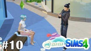 Первый шаг в отношениях - My Little Sims (Город) - #10