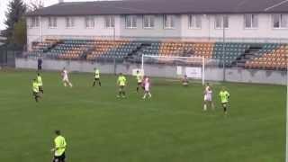 SESTŘIH MU U17 ČLD SK SLAVIA PRAHA 1:2 (1:1) FK PARDUBICE