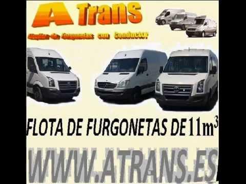 Alquiler Furgonetas Sabadell Youtube