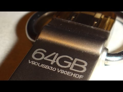 MicroUSB - USB флешка накопитель 64 Гб из Китая