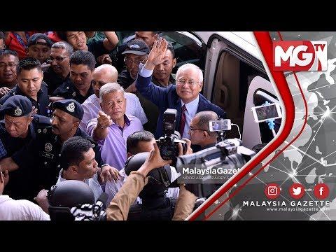 TERKINI : 'Peluang Terbaik Bersih Nama' - DS Najib Razak