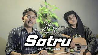 SATRU - (Denny Caknan X Happy Asmara) || COVER - (Jeffry&Ardian)