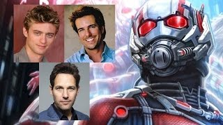 Comparing The Voices - Ant-Man (Scott Lang)