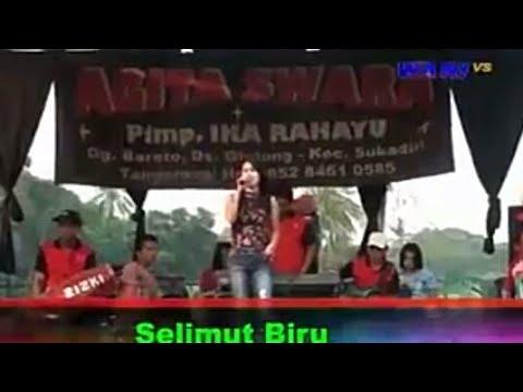 AGITA SWARA  SELIMUT BIRU live kp.cambay