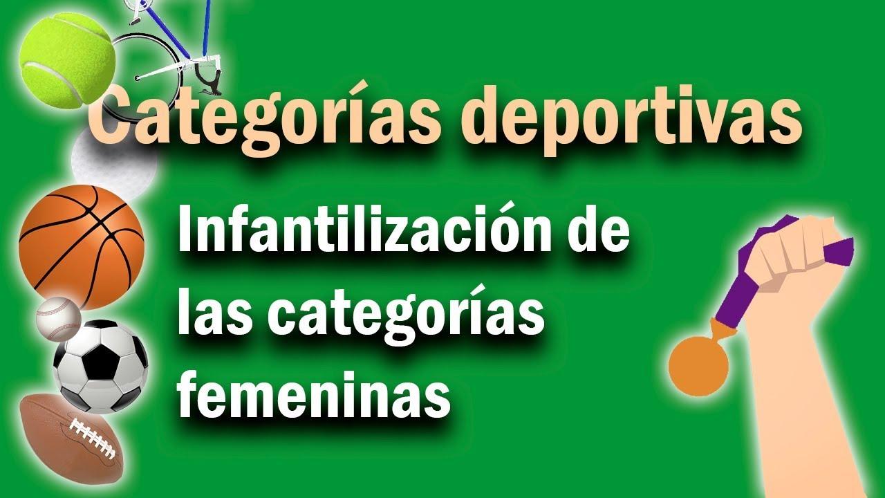 Infantilización de las categorías deportivas femeninas (Clara Sainz de  Baranda Andújar) f26c2e19f9523