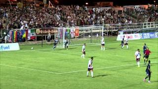USL PRO 2014 Playoffs Match Highlights: Sacramento Republic FC vs Wilmington Hammerheads FC