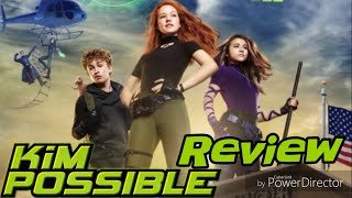 Kim Possible Live Action Movie Review (2019)