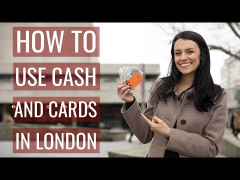Visitor's Guide To Money In London 💷(skip The Currency Exchanges)