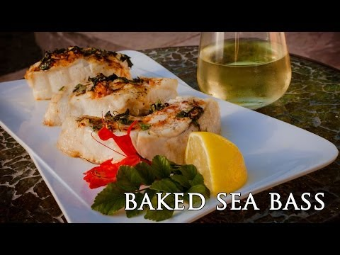 Epic D In The Kitchen - Baked Chilean Sea Bass