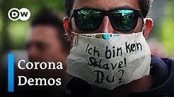 'Hygiene-Demos' und 'Widerstand 2020': Was steckt dahinter? | Corona Update