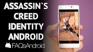 Assassin`s Creed Identity para Android: opiniones y análisis