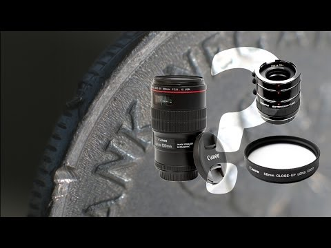 Macro photography  Extension tubes vs closeup filters vs macro lens
