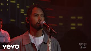 "Miguel - Miguel on Austin City Limits ""Criminal"" (Web Exclusive)"