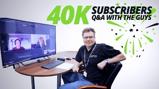 40K SUBSCRIBERS #DATACENTRE Q&A w/ RAF, ASH & JAMES! ANSWERING YOUR COMMENTS!