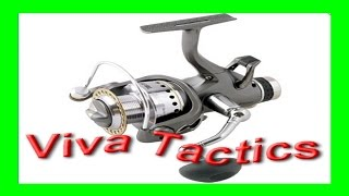 Обзор катушки Viva Tactics TB 3500