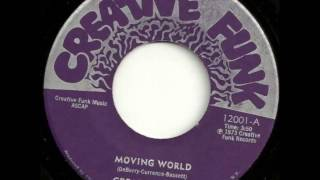 creative funk - moving world