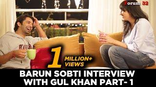 Barun Sobti Interview with Gul Khan Part 1 | Iss Pyaar Ko Kya Naam Doon  bir garip aşk