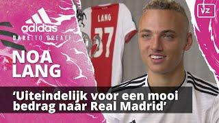 Noa Lang Van Ajax: 'over Een Paar Jaar Voor Een Mooi Bedrag Naar Real Madrid'