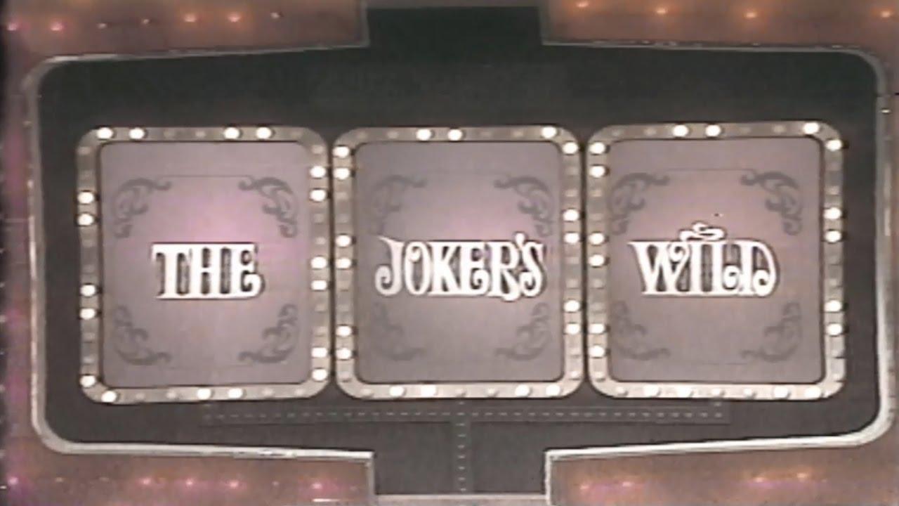 Jokers Wild Game Show