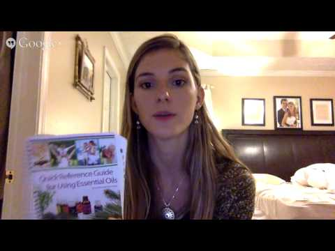 Young Living Essential Oils 101:  Giving Your First Class Tips!