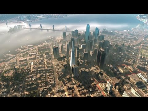 Touring San Francisco in Watch Dogs 2