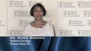 NMA 2012 Dr. Doris Browne in New Orleans, LA