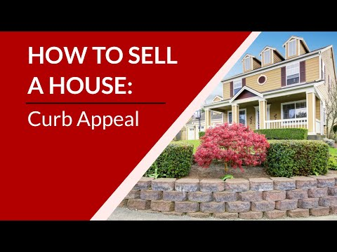 How to Improve Curb Appeal So Your House Will Sell Faster