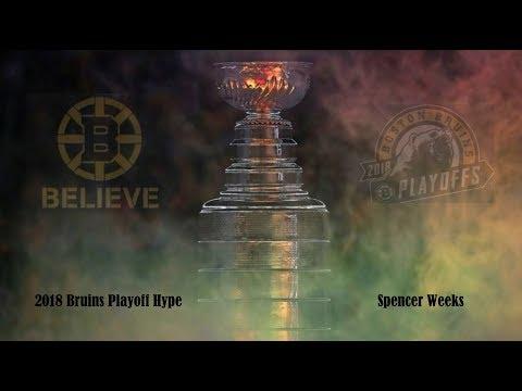 The Boston Bruins (2018 Playoffs)