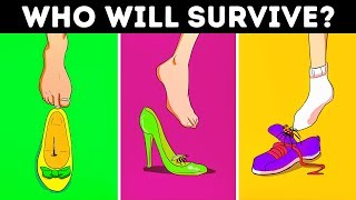 WILL YOU SURVIVE? SURVIVAL RIDDLES TO TEST YOUR IQ!