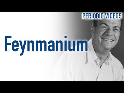 Feynmanium (?) - Periodic Table of Videos